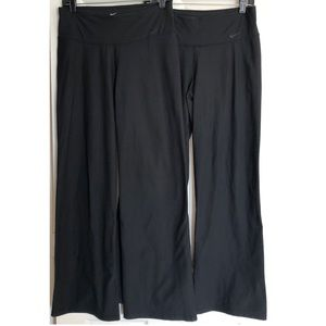 Nike Small Legend Dri-Fit Training Flared Gym Pant